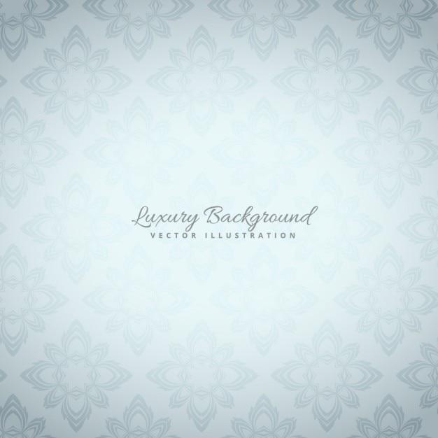Luxury ornamental background Free Vector