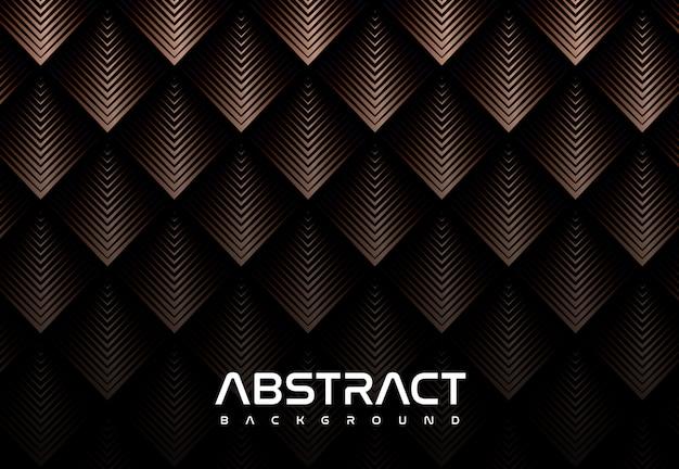 Luxury pattern background Premium Vector