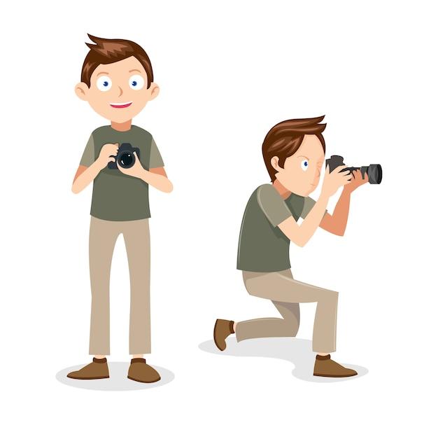 premium vector male photographer vector https www freepik com profile preagreement getstarted 2872528