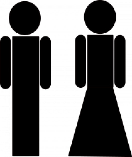 Man and woman for toilet symbol. Toilet Man Woman Vectors  Photos and PSD files   Free Download