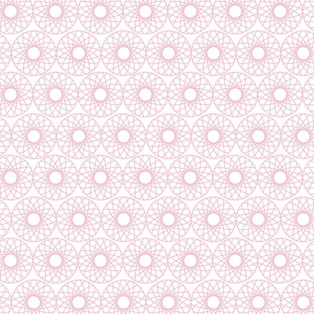 Mandala boho style pattern Free Vector