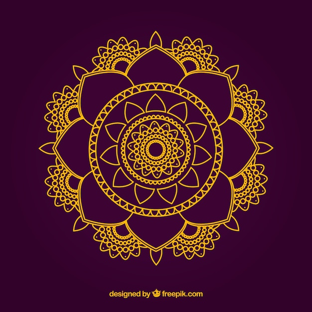 Mandala design Vector | Free Download | 626 x 626 jpeg 227kB