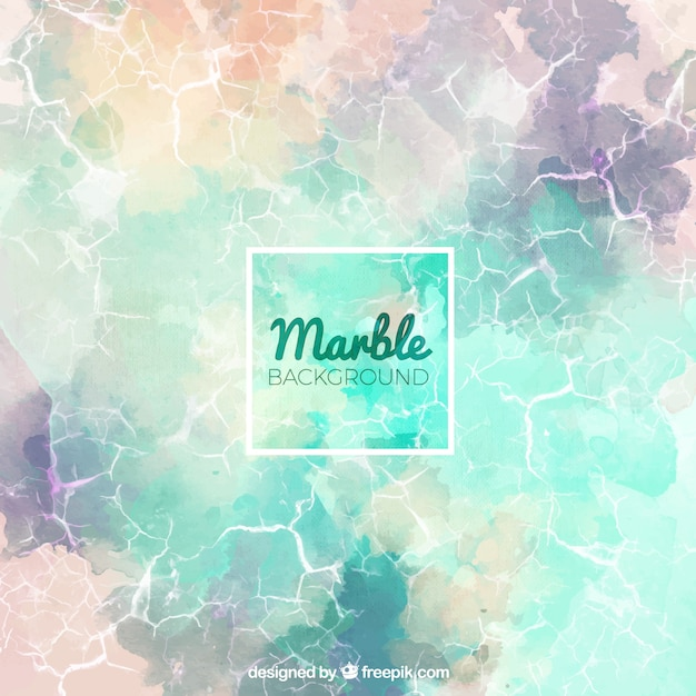 Marble background with different colors vector free download for Marmol de color azul