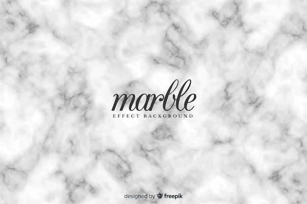 Marble effect background Free Vector