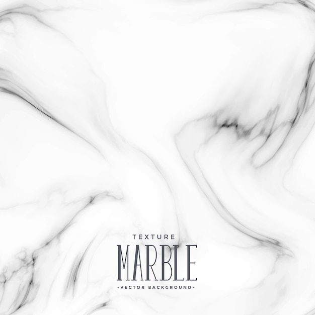 Marble stone texture white background Free Vector