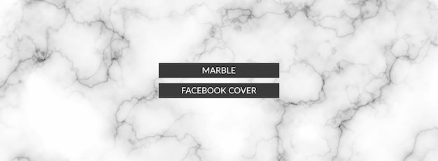 Marble texture banner background Free Vector