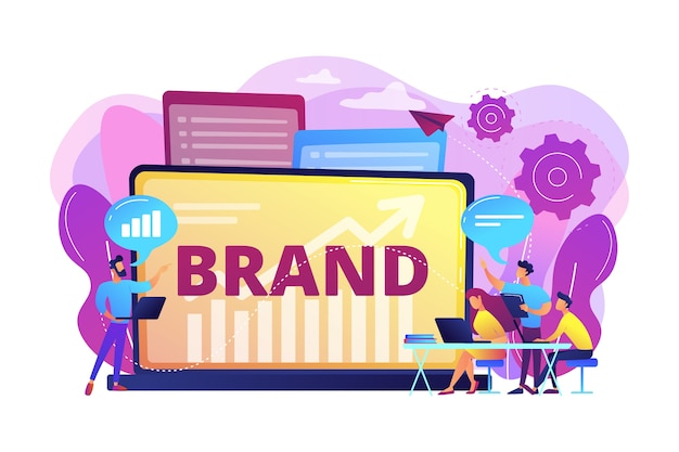 Brand recognition via Sales Funnel