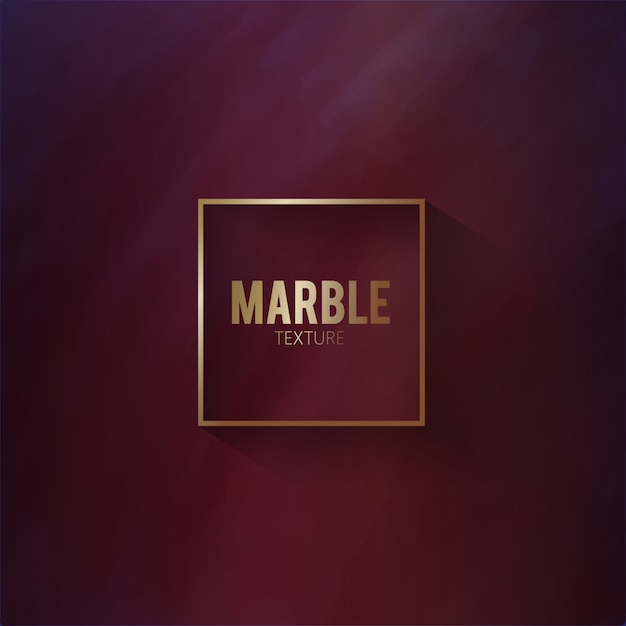 Maroon color marble texture abstract background Premium Vector