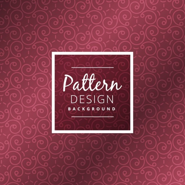 Maroon pattern background Free Vector