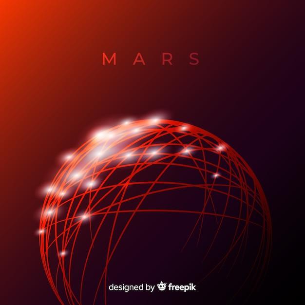 Mars Free Vector