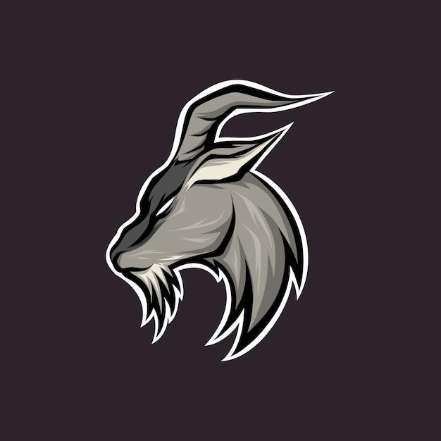 Концепция логотипа талисмана Бесплатные векторы