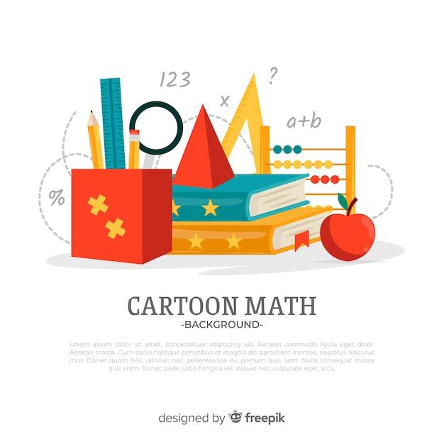 Maths Free Vector