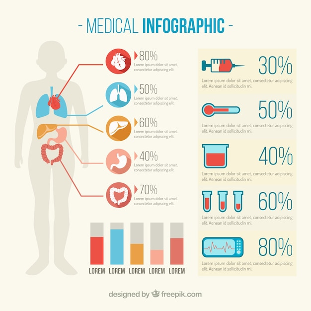 medical infographic elements_23 2147537626