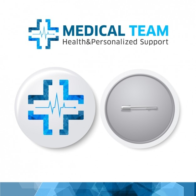 THE MEDICAL TEAM logo