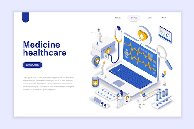 Medicine and healthcare Premium Vector