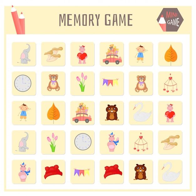 Memory Spiel Gratis