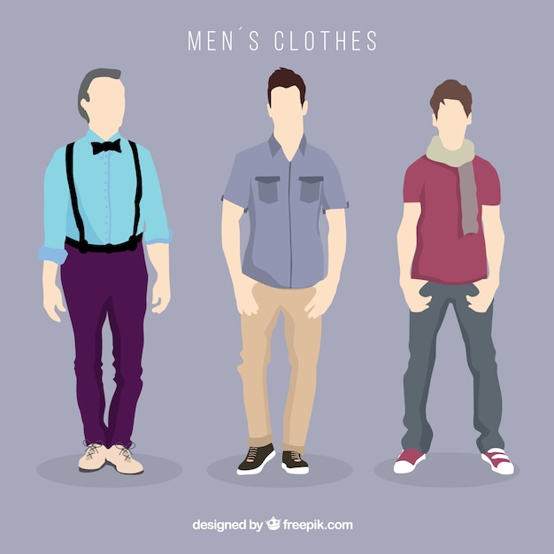 s clothes vector free