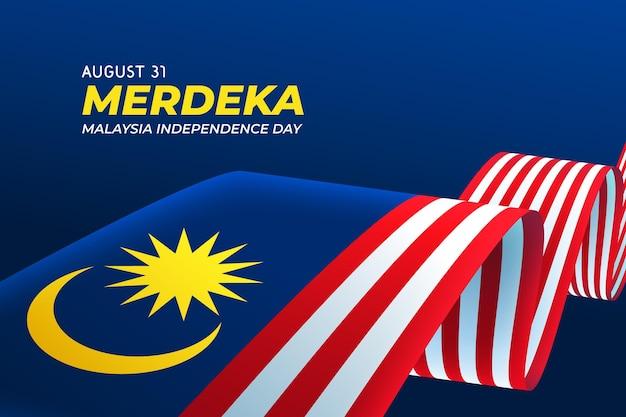 Freepik Merdeka Malaysia Independence Day Vector For Free