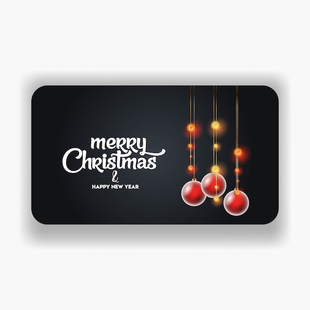 Christmas Graphics 2019.Merry Christmas 2019 Banner Template Vector Free Download