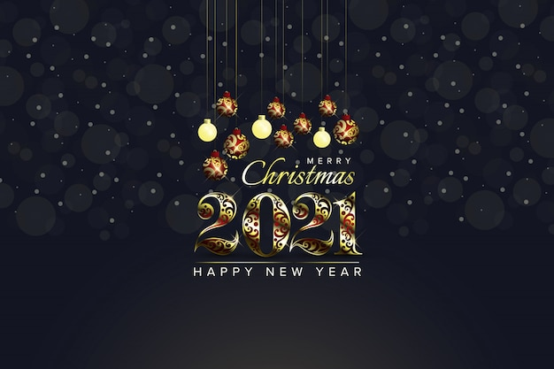 13++ Marry Christmas And Happy New Year 2021