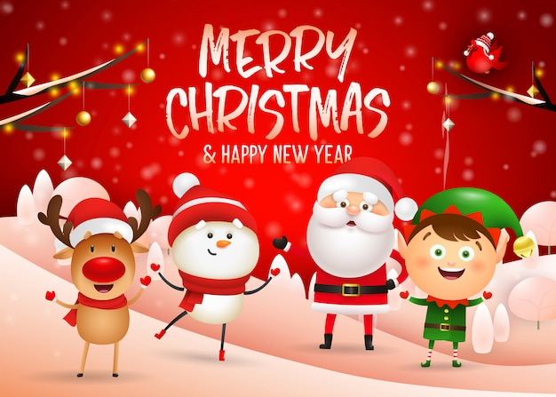 christmas cartoon images free vectors stock photos psd christmas cartoon images free vectors