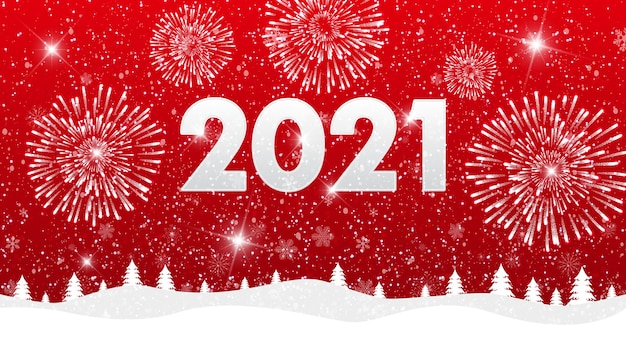 The Best Merry Christmas And Happy New Year 2021 Images
