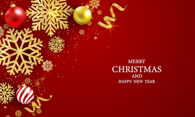 premium vector merry christmas and happy new year greeting card https www freepik com profile preagreement getstarted 5758027
