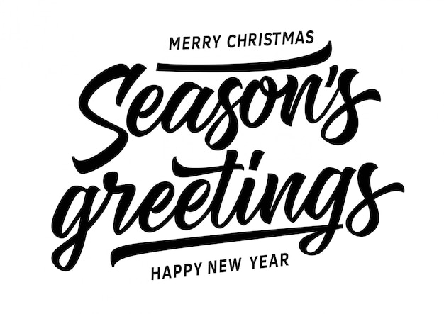 Merry christmas seasons greetings inscription vector free download merry christmas seasons greetings inscription free vector m4hsunfo Choice Image
