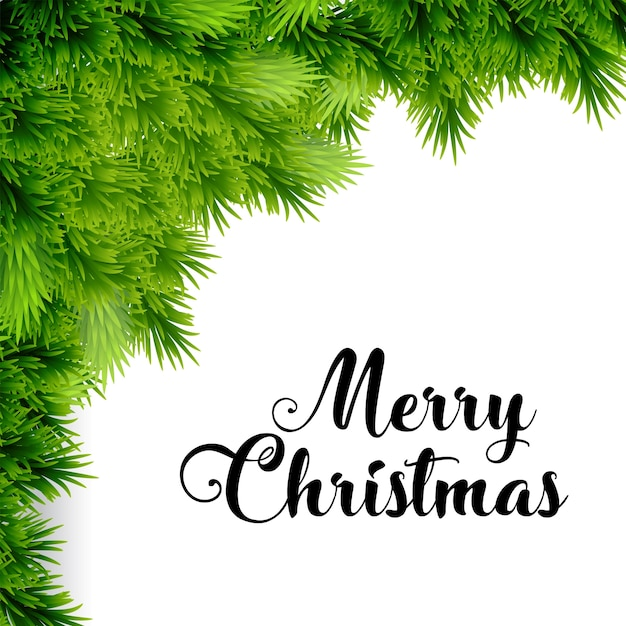 Merry Christmas Free Vector