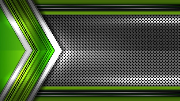 Metal background Premium Vector
