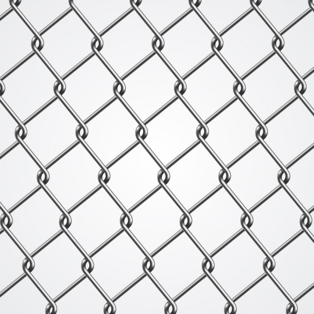 metal fence background free vector