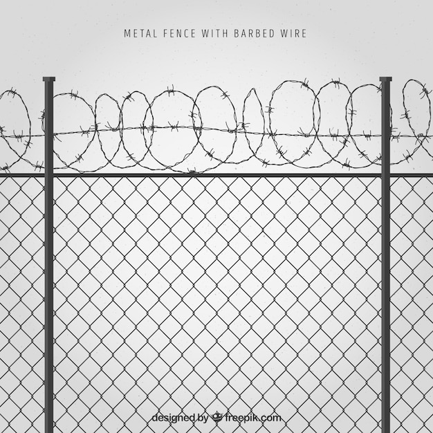 Wire Fence Vectors, Photos and PSD files | Free Download