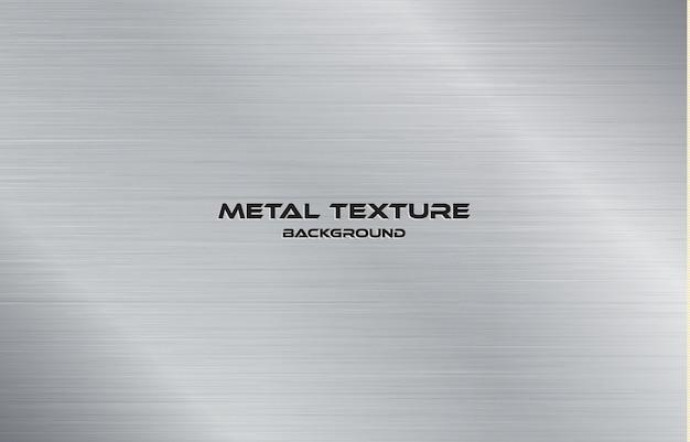 Metal texture background Premium Vector