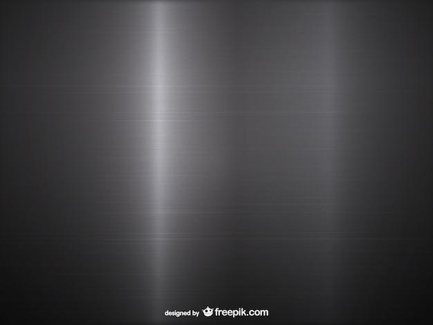 Metallic dark texture Free Vector