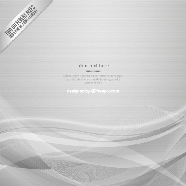 Metallic silver background Free Vector