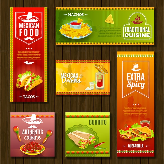 Mexican Food Vectors Photos And Psd Files Free Download