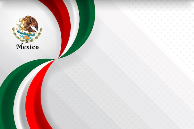 Mexico background for holiday Premium Vector