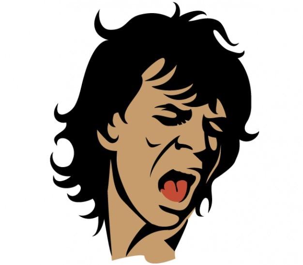 Mick Jagger Vectors Photos And Psd Files Free Download