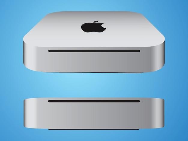 Mini Mac Vector Vector Free Download