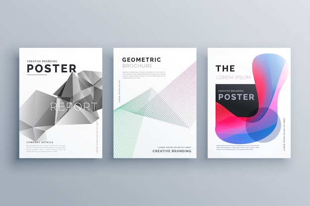 Modern Minimal Graphic Design