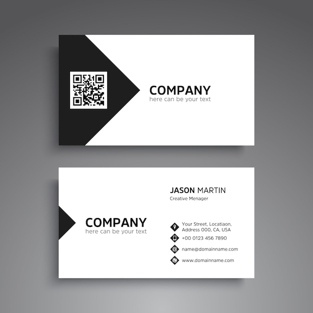 Name Card Vectors, Photos And Psd Files | Free Download