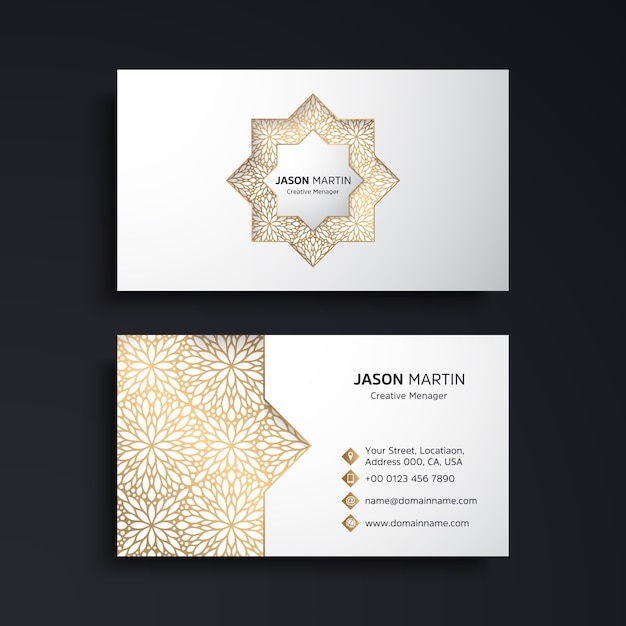 Minimal luxury business card vector premium download minimal luxury business card premium vector reheart Gallery