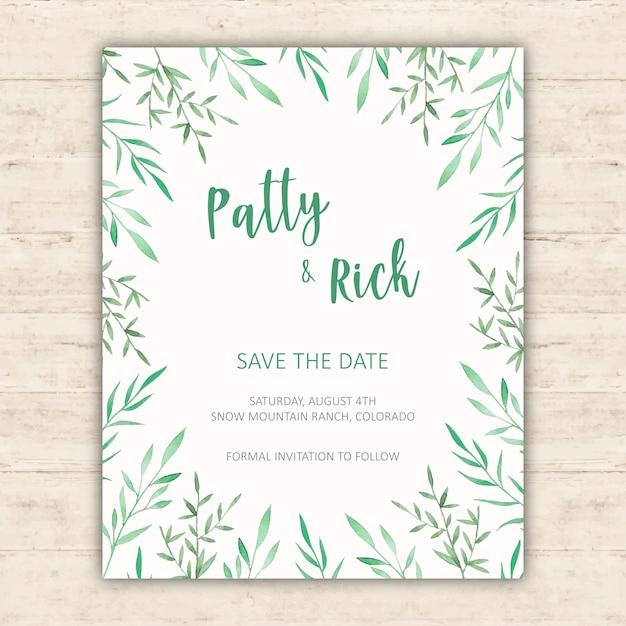 date card