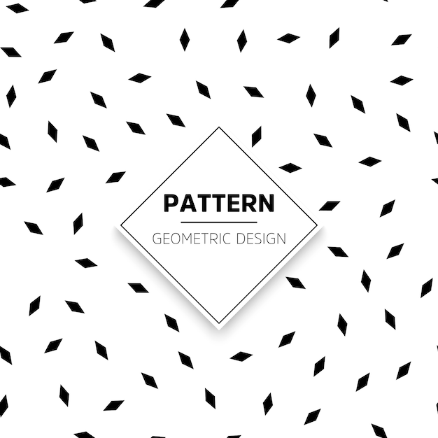 Minimalist Geometric Pattern Free Vector