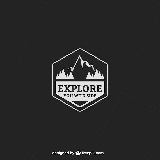 minimalist logo template vector free download