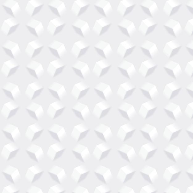 形状を備えたシンプルなパターン 無料ベクター