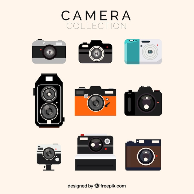 Miscellaneous camera collection