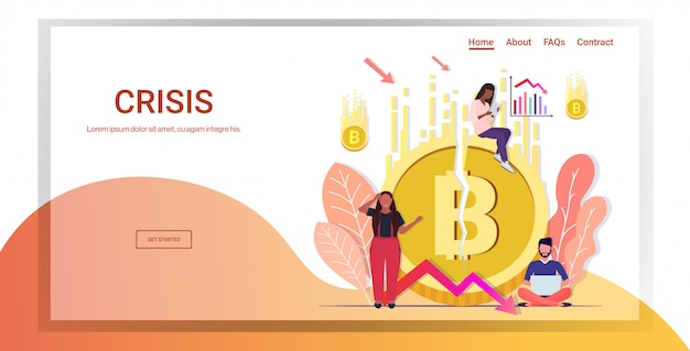 why cryptocurrency is falling down