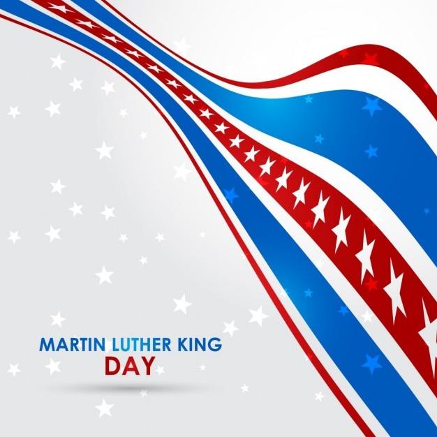 Mlk日祝うためにマーティン・ルーサー・キング・ジュニアの2016年12月29日イラスト 無料ベクター