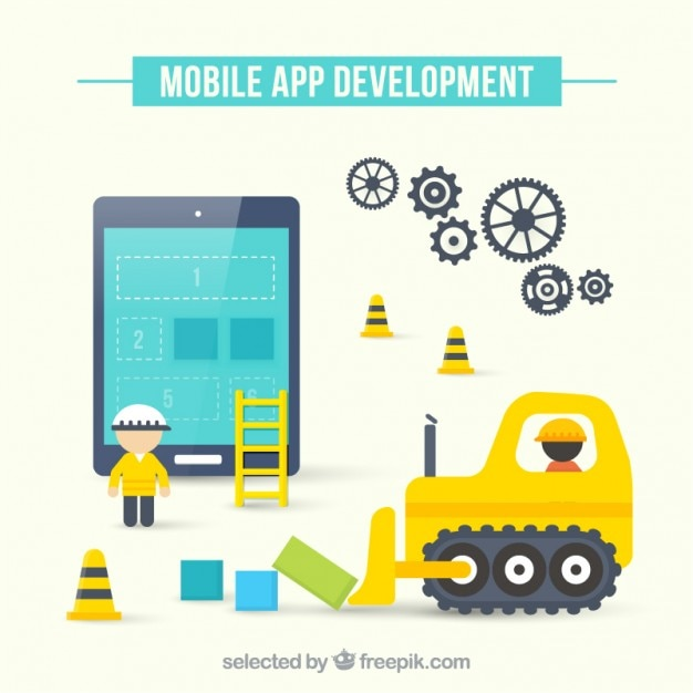 Image result for app developer vector
